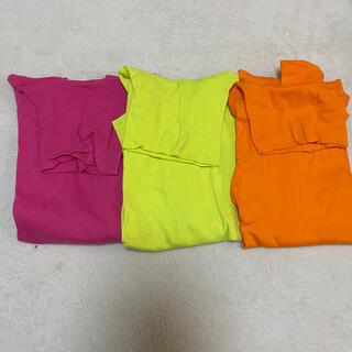 スピンズ(SPINNS)のスピンズ カットソー3枚セット(Tシャツ(長袖/七分))