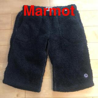 マーモット(MARMOT)のⓂ️Marmot マウンテン リミテッド 起毛フリース ハーフパンツ(ショートパンツ)