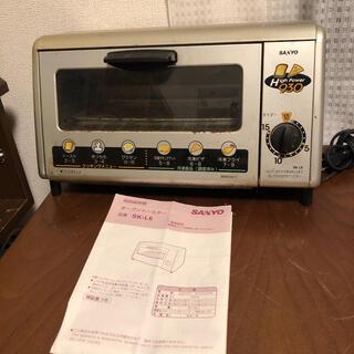 サンヨー(SANYO)のまい 様 ご購入 専用 サンヨーオーブントースター(調理機器)