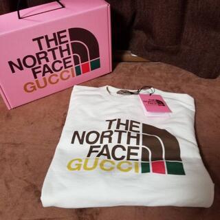 Gucci - GUCCI × THE NORTH FACE スウェット Sサイズ トレーナー