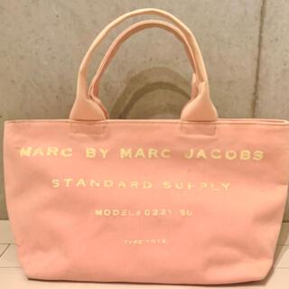 マークバイマークジェイコブス(MARC BY MARC JACOBS)のマークバイ キャンバス地トートバッグ(トートバッグ)