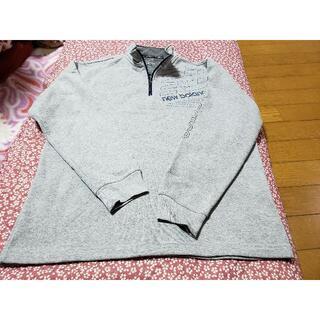 ニューバランス(New Balance)のお値下げしました😄裏地ボアトレーナー(ポロシャツ)