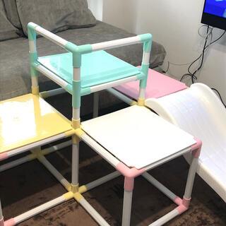 【mick13様専用】室内滑り台&ジャングルジム(ベビージム)