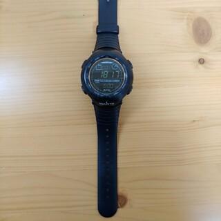 スント(SUUNTO)のスント ベクター ブラック(腕時計(デジタル))