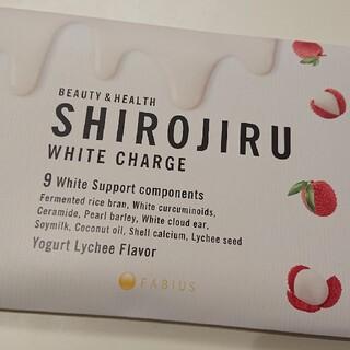 FABIUS - 【新品未開封】白汁 SHIROJIRU 30包