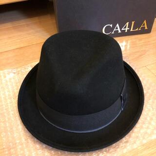 カシラ(CA4LA)のCA4LA  レディースハット (ハット)