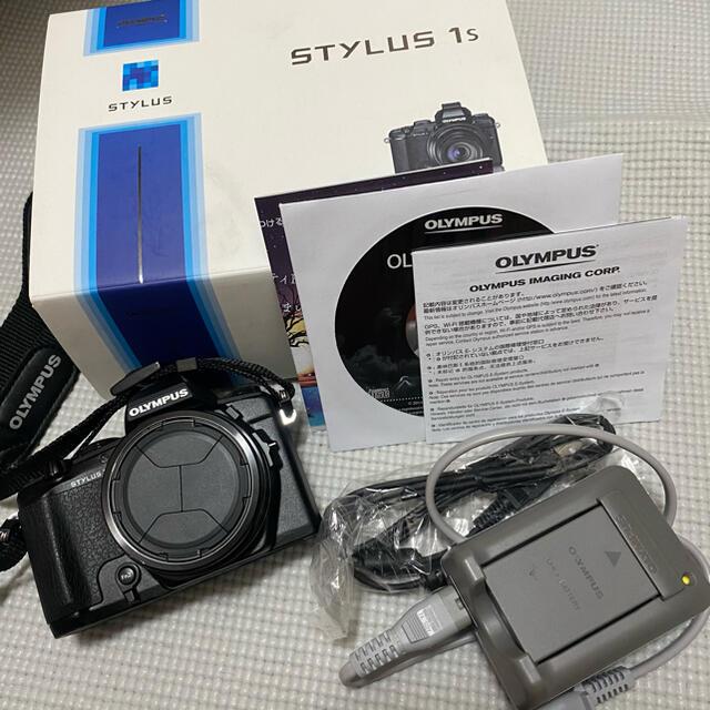 OLYMPUS(オリンパス)のOLYMPUS STYLUS 1S スマホ/家電/カメラのカメラ(コンパクトデジタルカメラ)の商品写真