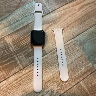 アップル(Apple)のジャンク Apple Watch 4 GPSモデル 44㎜(その他)