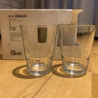 IKEA グラス 6個 セット販売