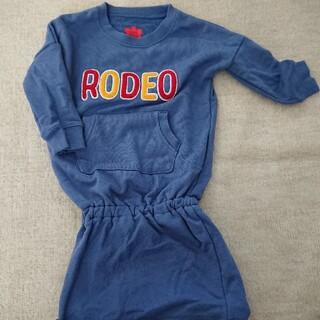 ロデオクラウンズ(RODEO CROWNS)のロデオクラウンズ☆ トップスXS(Tシャツ/カットソー)