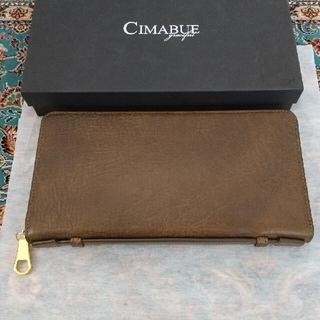 ホワイトハウスコックス(WHITEHOUSE COX)の【新品】CIMABUE graceful アンブローズ 長財布(長財布)