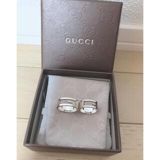 Gucci - GUCCI 指輪2個セット