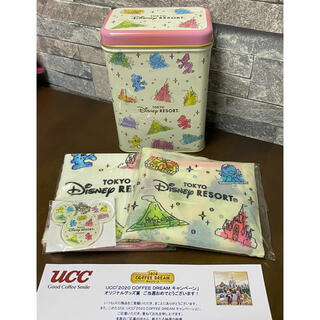 UCC オリジナル東京ディズニーリゾートグッズ