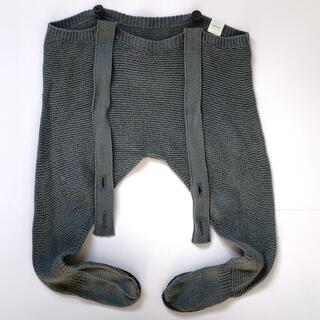 マールマール ニットパンツ MARLMARL knit pants セイジ(ニット/セーター)