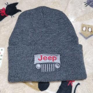 ジープ(Jeep)のJEEP ニット帽(帽子)