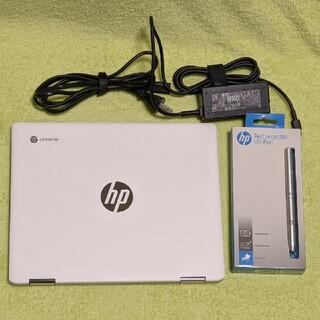 ヒューレットパッカード(HP)のHP Chromebook x360 12b コンフォートモデル USIペン付き(ノートPC)