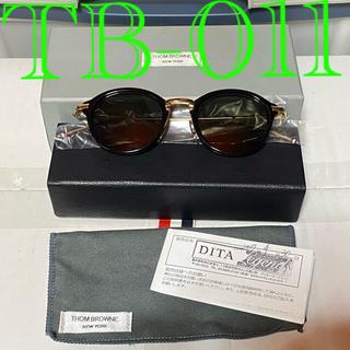 トムブラウン(THOM BROWNE)の国内正規新品 tb011 thom  browne サングラス(サングラス/メガネ)