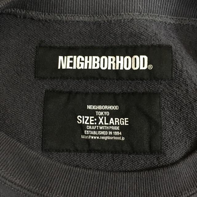 NEIGHBORHOOD(ネイバーフッド)のNEIGHBORHOOD 20SS クルーネックスウェット メンズのトップス(スウェット)の商品写真