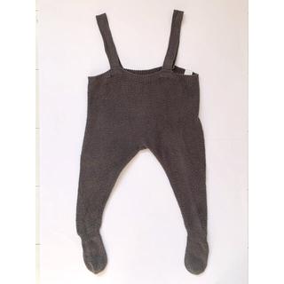 マールマール ニットパンツ MARLMARL knit pants スミ(ニット/セーター)