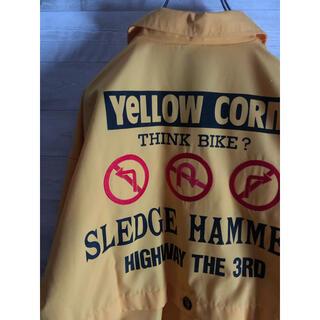 イエローコーン(YeLLOW CORN)のYELLOW CORN イエローコーン ジャケット スウィングトップ (ライダースジャケット)