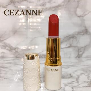 セザンヌケショウヒン(CEZANNE(セザンヌ化粧品))の人気 高発色 セザンヌ ラスティングリップカラー501(口紅)