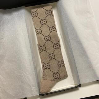 グッチ(Gucci)のGUCCI ラメ ソックス 靴下(ソックス)