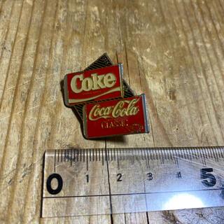 コカコーラ(コカ・コーラ)のコカコーラピンバッチ(バッジ/ピンバッジ)