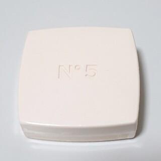 シャネル(CHANEL)の新品未使用 シャネル N゜5 サヴォン 石鹸 75g ソープ(ボディソープ/石鹸)