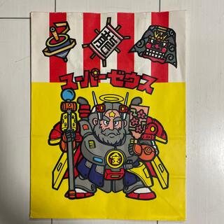 希少 レトロ 紙袋 旧ビックリマンシール マイナーシール ビックリマンシール(カード)