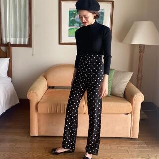 《即納》dot design pants bibiy(カジュアルパンツ)