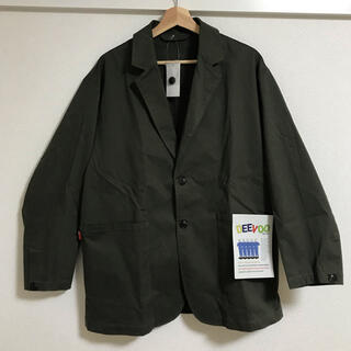DEEVOO ジャケット メンズ 新品 サイズフリー(テーラードジャケット)