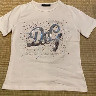 ドルチェアンドガッバーナ(DOLCE&GABBANA)のドルチェ&ガッバーナ Tシャツ(Tシャツ(半袖/袖なし))