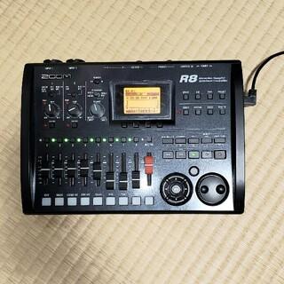 ズーム(Zoom)のZOOM R8 MTR、オーディオインタフェース(MTR)