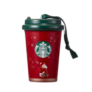 スターバックスコーヒー(Starbucks Coffee)の※値下げ※韓国スタバ★Xmas2★限定★20クリスマスサンタエルマオーナメント(その他)