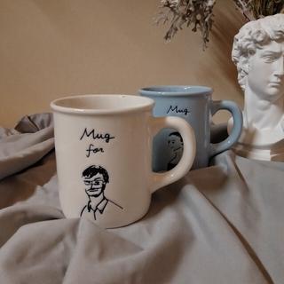 ジャーナルスタンダード(JOURNAL STANDARD)のマグカップ mug for gentleman(グラス/カップ)