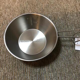 ユニフレーム(UNIFLAME)のユニフレーム チタンシェラカップ300 2個セット(食器)