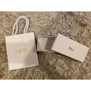 クリスチャンディオール(Christian Dior)のDior ディオール ギフトボックス 箱(ラッピング/包装)