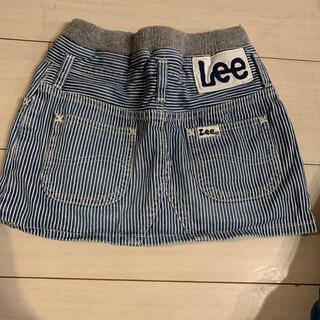 リー(Lee)のL eeキッズスカート120(スカート)