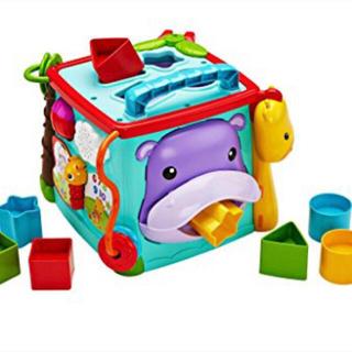 フィッシャープライス(Fisher-Price)のFisher price フィッシャープライス バイリンガル・ラーニングボックス(知育玩具)