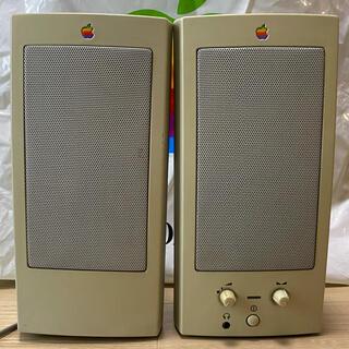 アップル(Apple)のApple Design Powered Speakers ジャンク(スピーカー)