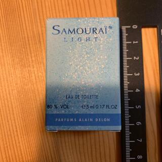 アランドロン(Alain Delon)のサムライ ライト オードトワレ アランドロン 5ml (香水(男性用))