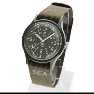 タイメックス(TIMEX)のWIND AND SEA TIMEX タイメックス 時計 GREEN(腕時計(アナログ))