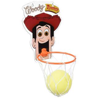 ディズニー(Disney)のウッディバスケットゴール イン ザ バス(バスケットボール)