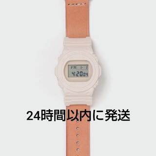 エンダースキーマ(Hender Scheme)のHender Scheme × G-SHOCK エンダースキーマ スキマ(腕時計(デジタル))