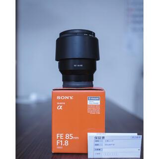 SONY - SONY sel85f18 85mm f1.8