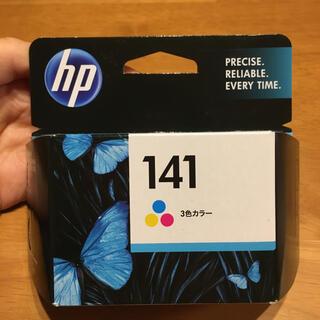 ヒューレットパッカード(HP)のHP 純正カラーインク 141(PC周辺機器)