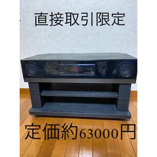シャープ(SHARP)の【直接取引限定】ホームシアターSHARP AN-AR310シアターラックシステム(スピーカー)