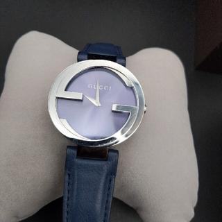 Gucci - GUCCI グッチ メンズ 腕時計 インターロッキング 133.3