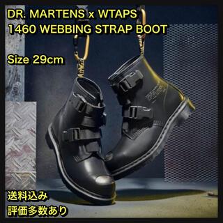 ダブルタップス(W)taps)の【29】 1460 WEBBING STRAP BOOT(ブーツ)