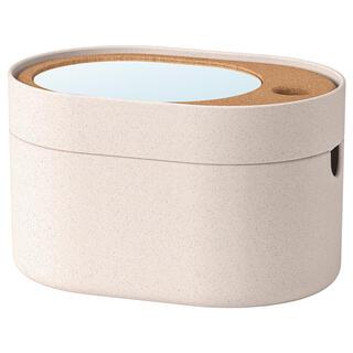 イケア(IKEA)のIKEA 収納ボックス コスメ収納 イケア サクスボルガ(小物入れ)